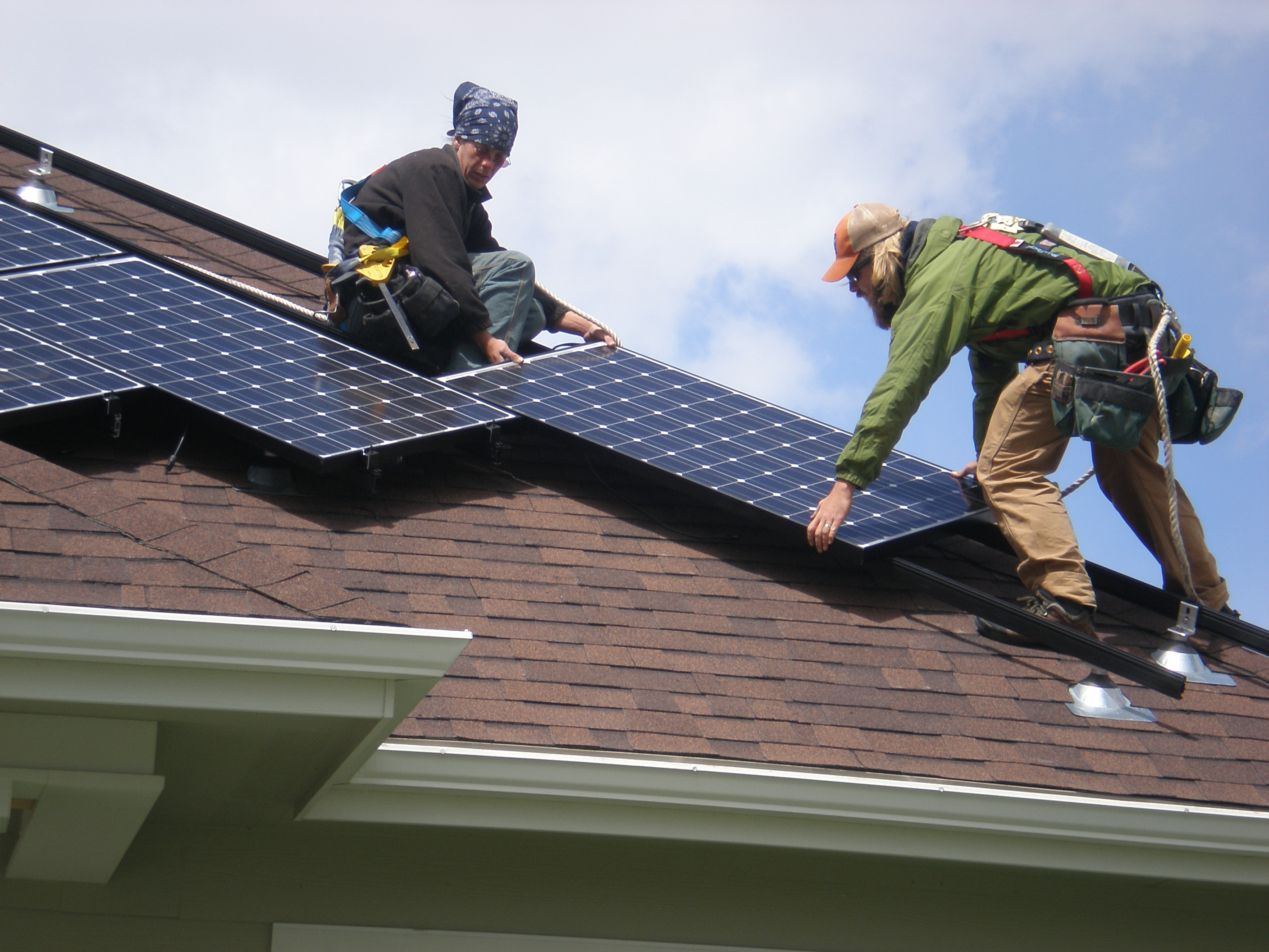 Solar PV at Home | My Florida Home Energy